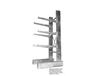 GALVANIZED CANTILEVER RACKS