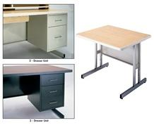 DURABLE WORKSTATION PEDESTAL